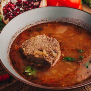 Суп Харчо Заказать Доставка еды Грузинская кухня Екатеринбург