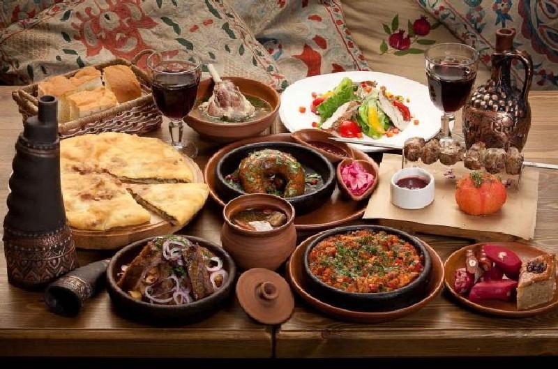 Факты о грузинской кухне