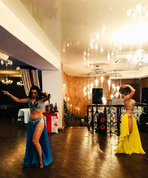Восточные танцы Лаунж-кафе Тифлис (TIFLIS) г. Екатеринбург