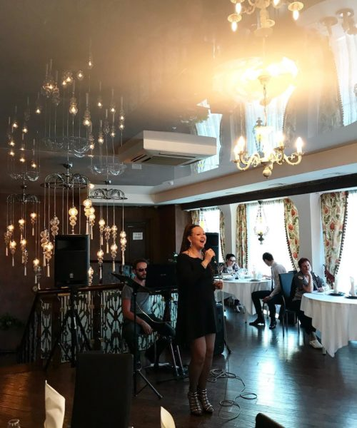 Живая музыка в лаунж-кафе Тифлис (TIFLIS)