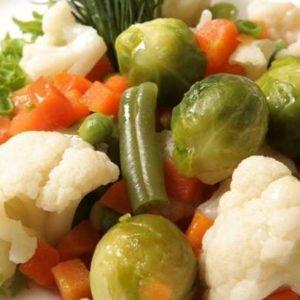 Овощи на пару Заказать Грузинская кухня Доставка еды Екатеринбург