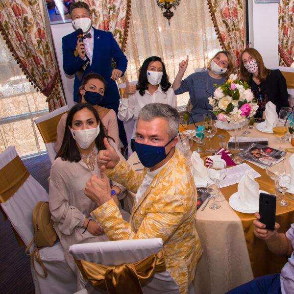 Банкет в лаунж-кафе Тифлис (TIFLIS) Журнал Свадебный вальс