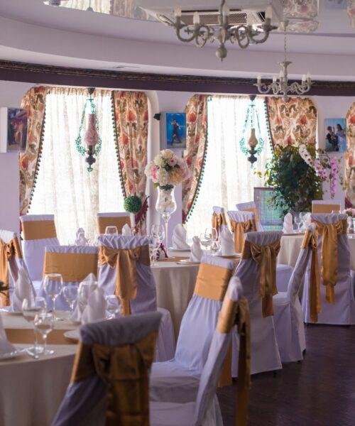 Банкетный зал в лаунж-кафе Тифлис (TIFLIS) г. Екатеринбург