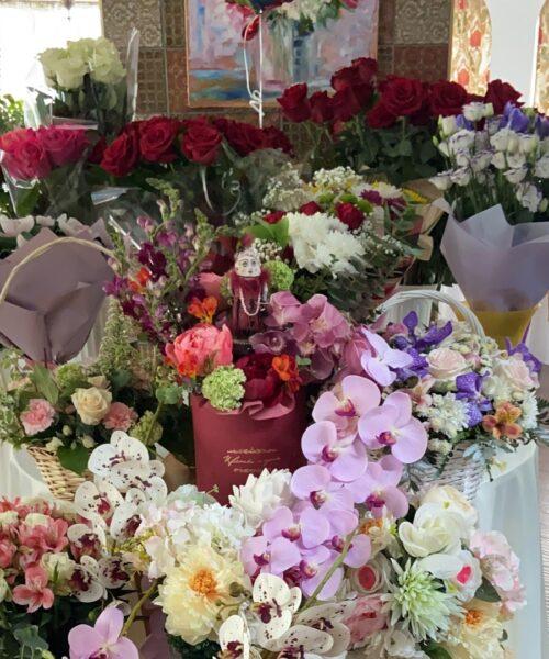 Цветы Цветы лаунж-кафе Тифлис, г. Екатеринбург