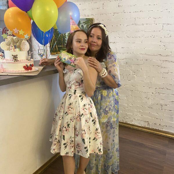 День рождения 17-летие в лаунж-кафе Тифлис (TIFLIS) г. Екатеринбург