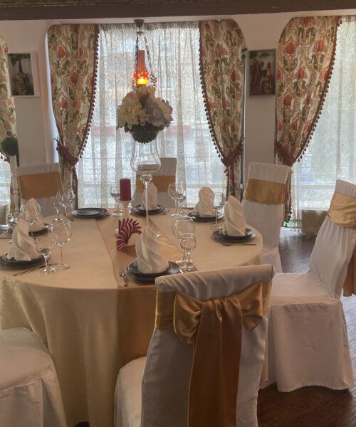 Банкетный зал в грузинском ресторане Тифлис (TIFLIS)