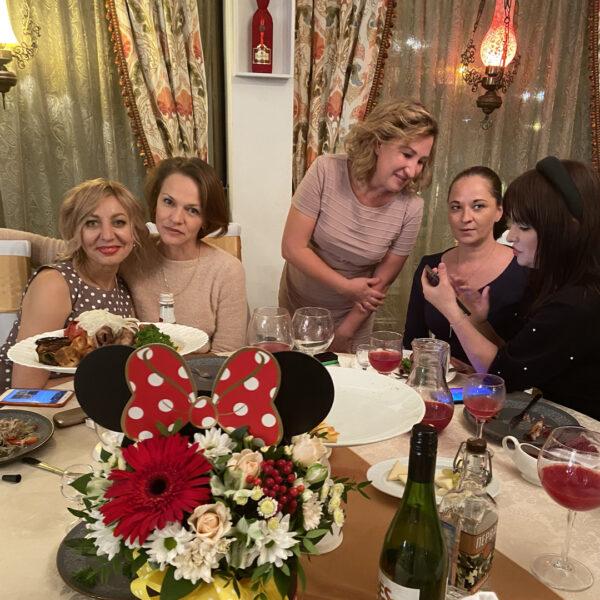 День рождения в лаунж-кафе Тифлис (TIFLIS) г. Екатеринбург