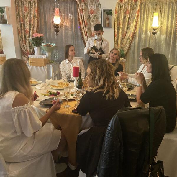 Забронировать столик в ресторане Тифлис г. Екатеринбург