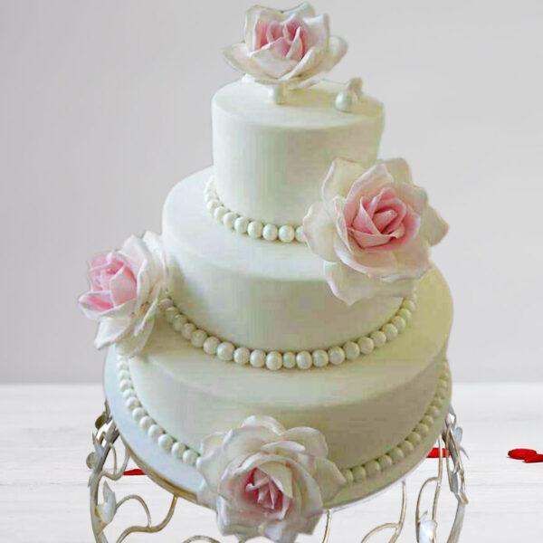 Свадебный торт на заказ Екатеринбург