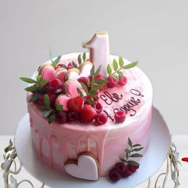 День рождения Детский Торт на заказ Екатеринбург